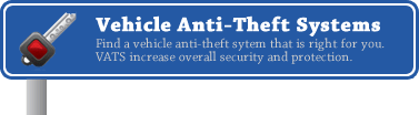 Vehicle Anti-Theft Systems